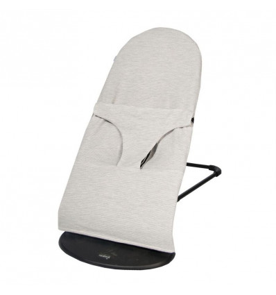 LES REVES D'ANAIS Hoes voor Babybjorn relax - powder stripes