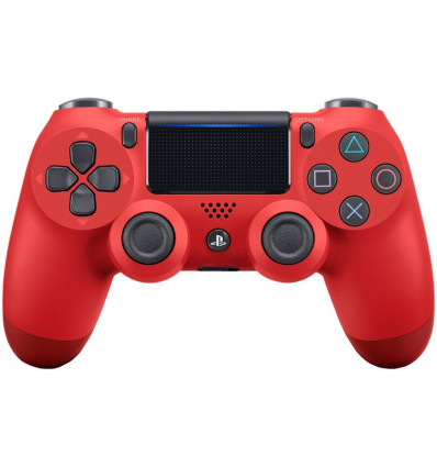 PS4 DualShock 4 Controller V2 Magma Red