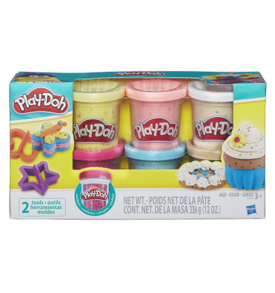 Play-Doh 6-Pack Confetti