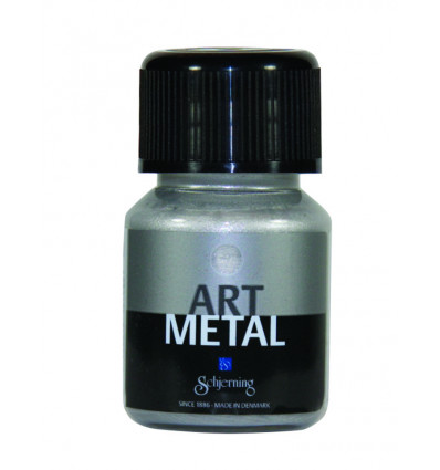 Schjerning Verf Art Metal Galaxy Blue - 30ml in Potje