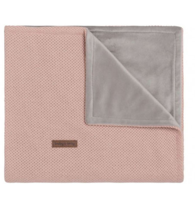 DEKEN BED - SOFT CLASSIC BABY'S ONLY - BLUSH