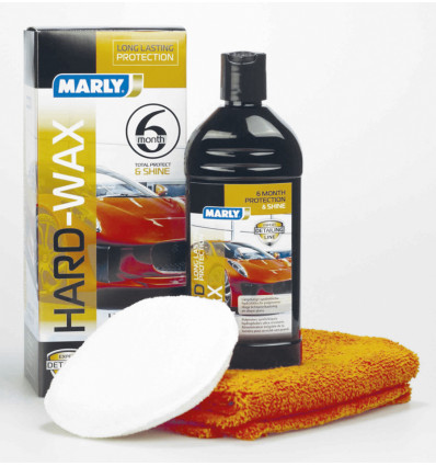 Marly expert hard - wax kit 3-delig 500ml