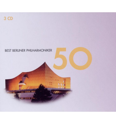 50 Best Berliner Philharmoniker 3CD