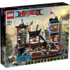 LEGO Ninjago 70657 City Haven