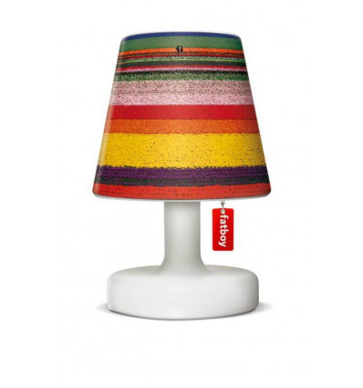 FATBOY LAMP COVER COOPER CAPPIE FIELD OF FLOWERS