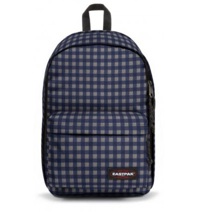 RUGZAK - BACK TO WORK - 43x29.5x25cm EASTPAK - CHECKSANGE BLUE