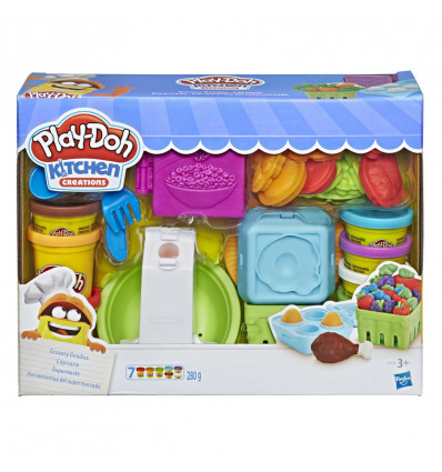 Play-Doh Supermarkt E1936