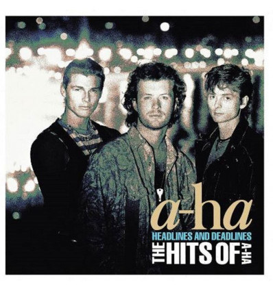 A-Ha - Headlines and Deadlines LP Best of