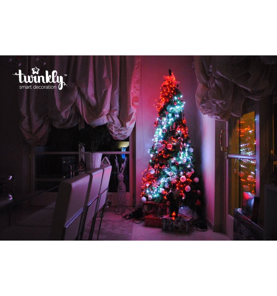 hook up Lights pre verlicht kerstboom