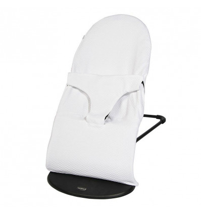 LES REVES D'ANAIS Hoes voor Babybjorn relax - diamond white