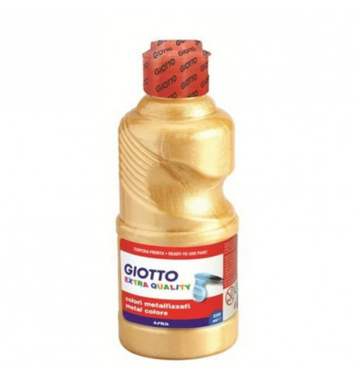 Giotto Metaalverf Goud 250ml