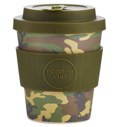 Ecoffee Cup Drinkbeker Mike&Eric 25CL