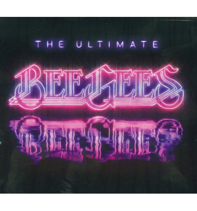 Bee Gees - The Ultimate 2CD+DVD