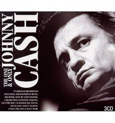 Johnny Cash - At Folsom Prison 3CD