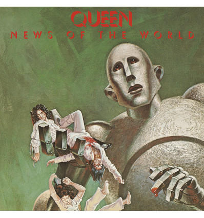 Queen - News of The World 1CD