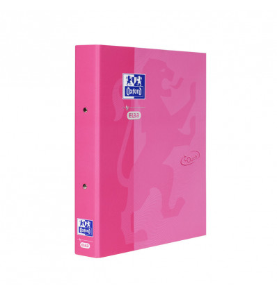 Oxford Touch Ringmap A4 4cm Roze