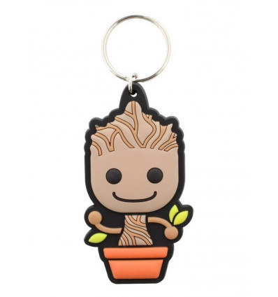 Guardians of The Galaxy keyring