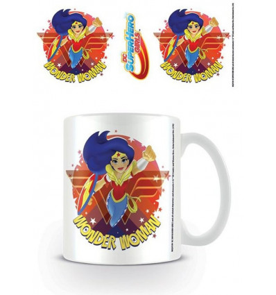 Wonder Woman Mok DC Superhero Girls