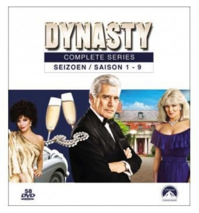 Dynasty - Complete Collection DVD Box
