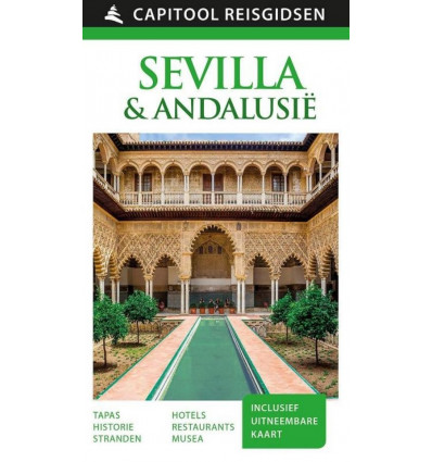 Capitool Top 10 Sevilla & Andalusie