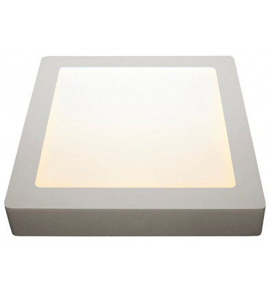 Fantasia Fluke Wandlicht Matt White 12W Led Lamp