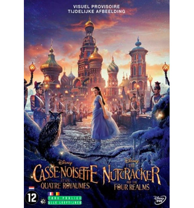 The Nutcracker & The Four Realms DVD Live Action