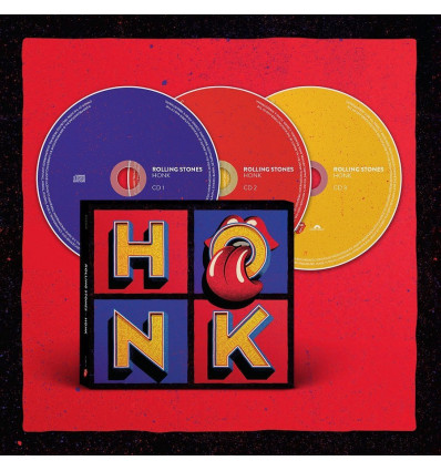 The Rolling Stones - Honk 3CD