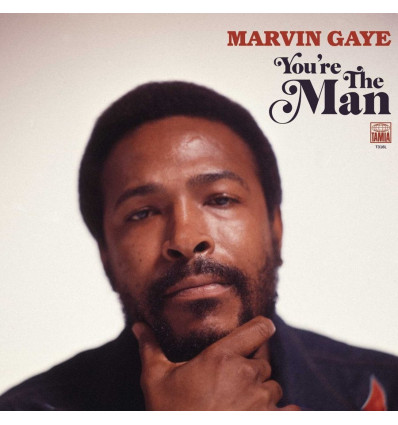 Marvin Gaye - You're The Man CD