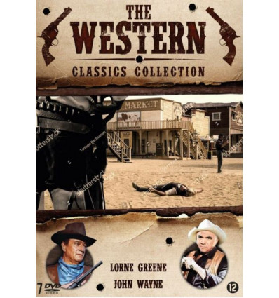 The Western Classics Collection 6DVD Box