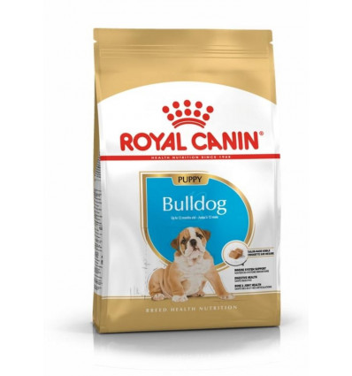 Royal Canin Bulldog Junior Hondenvoer 12Kg