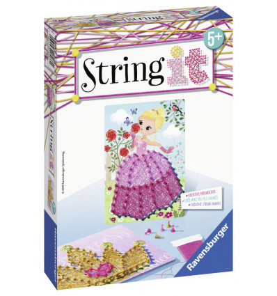 Ravensburger String it mini, Princess