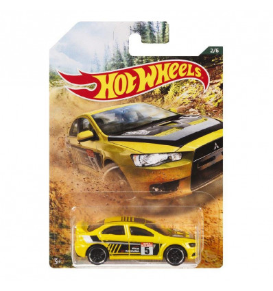 Hot Wheels thema auto's