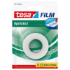 TesaFilm Invisible 33mx19mm Kleefband - Blister