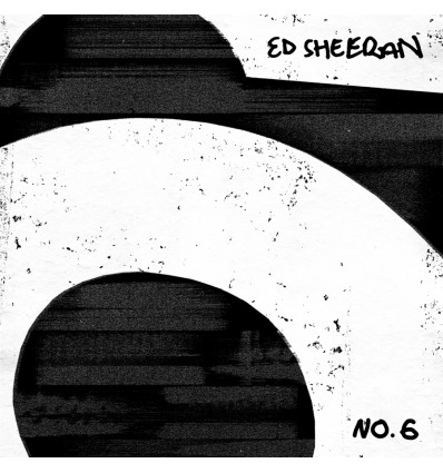 Ed Sheeran: No.6 Collaborations Project 1CD