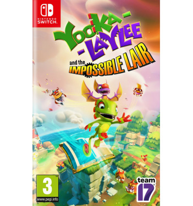 Nintendo Switch Yooka-Laylee & The Impossible Lair
