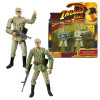 Indiana Jones Deluxe figuur 10 cm - assorti