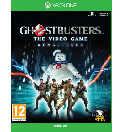 Xbox One Ghostbusters The Video Game: Remastered
