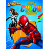 Kleurboek Super Color Spider-Man