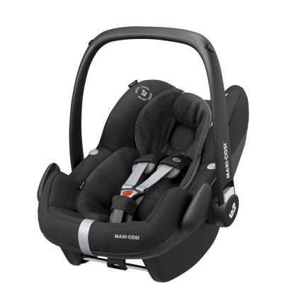 Maxi-Cosi Autostoel Pebble Pro I-Size Groep 0+ - Essential Black