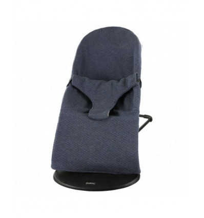 LES REVES D'ANAIS Hoes voor Babybjorn relax - diamond blue