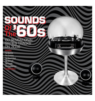 Sounds of The 60's 3CD