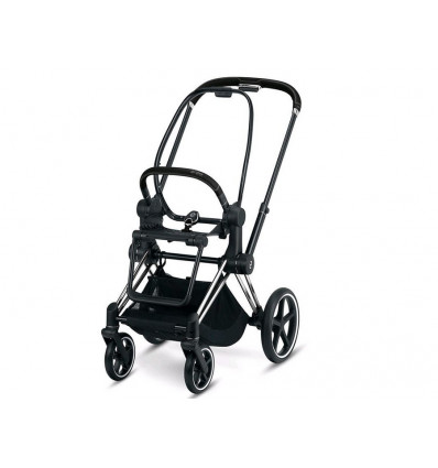 Cybex Frame kinderwagen Priam chrome black