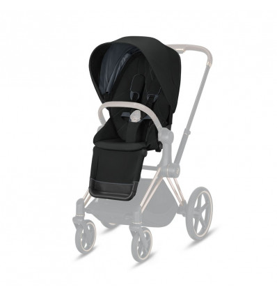 Cybex Seat Kinderwagen Priam deep black