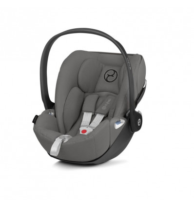 Cybex Autostoel Cloud Plus i-size groep 0+ - soho grey mid grey