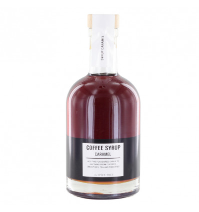 The Spice Tree Syrup Caramel 250ml