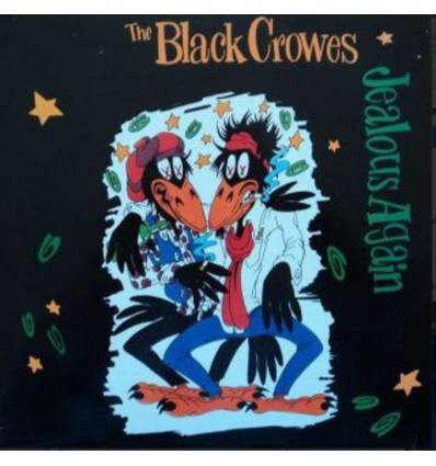"The Black Crowes - Jealous Again 12"" RSD 2020 Limited Edition"