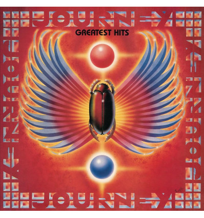 Journey - Greatest Hits LP