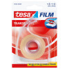 Tesa Film Kleefband 33m x 19mm Transparant met Dispenser