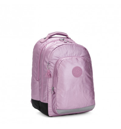 Kipling Rugzak 28l Class Room Metallic Berry