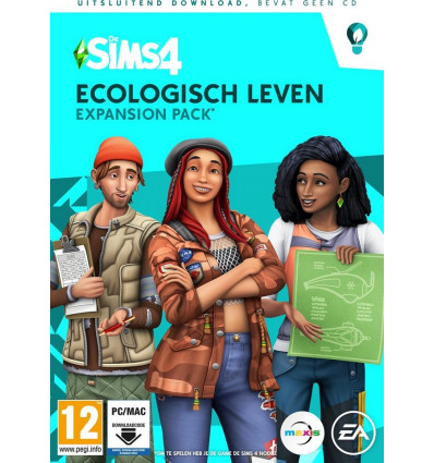 PC Sims 4 Ecologisch Leven: Expansion Pack
